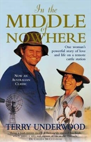 In The Middle Of Nowhere | Paperback Book