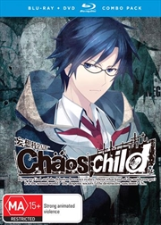 Chaos Child | Blu-ray + DVD - Complete Series