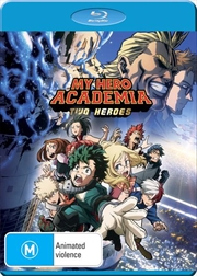 My Hero Academia - The Movie - Two Heroes | Blu-ray/DVD