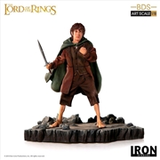 Lord of the Rings - Frodo Baggins 1:10 Scale Statue