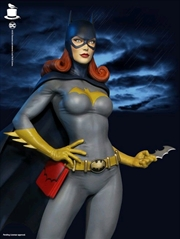 Batman - Batgirl Super Powers Maquette