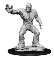 Dungeons & Dragons - Nolzur?s Marvelous Unpainted Minis: Clay Golem | Games