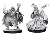 Pathfinder - Deep Cuts Unpainted Miniatures: Necromancers | Games