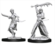 Dungeons & Dragons - Nolzur's Marvelous Unpainted Minis: Female Human Rogue | Games