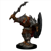 Dungeons & Dragons - Premium Male Dragonborn Fighter | Games