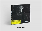 2nd Mini Album - Want (Random Cover) | CD
