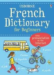 French Dictionary For Beginner