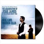 Assassination Of Jesse James By The Coward Robert Ford - Limited Edition Vinyl
