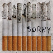 Sorry - Limited Edition Ash Grey Coloured Vinyl