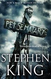 Pet Sematary | Paperback Book