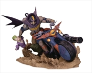 Batman - Engines of Chaos Batman Statue
