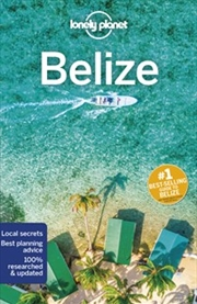 Lonely Planet Travel Guide - Belize 7