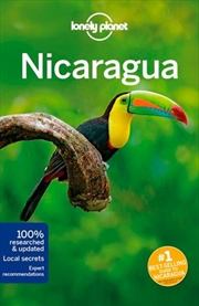 Lonely Planet Travel Guide - Nicaragua 5
