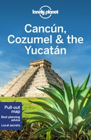 Lonely Planet  Travel Guide - Cancun Cozumel And Yucatan 8