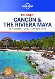 Lonely Planet Travel Guide - Pocket Cancun And Riviera Maya