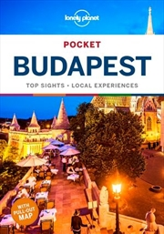 Lonely Planet Travel - Guide Pocket Budapest 3