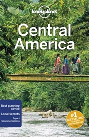 Lonely Planet Travel Guide - Central America 10