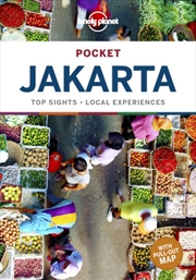 Lonely Planet Travel Guide - Pocket Jakarta 2