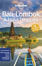 Lonely Planet Travel Guide - Bali Lombok And Nusa Tenggara