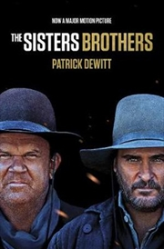 Sisters Brothers film tie-in | Paperback Book