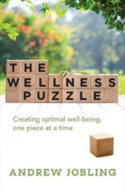 Wellness Puzzle Creating optimal Well-being, one piece at a time | Paperback Book