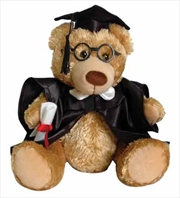 20cm Graduation Bear | Toy