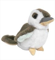 15cm Kellie Kookaburra
