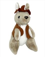 16cm Swaggie Kangaroo