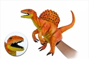 Spinosaurus Puppet Orange 42cm | Toy