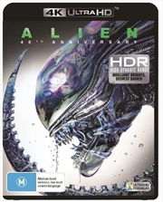 Alien - 40th Anniversary Edition | UHD