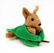 14cm Kangaroo In Pouch | Toy