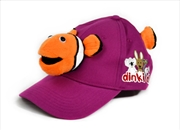 Clown Fish Cap Youth   Toy