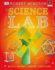 Science Lab | Hardback Book