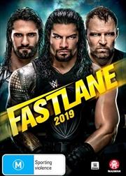 WWE - Fast Lane 2019 | DVD