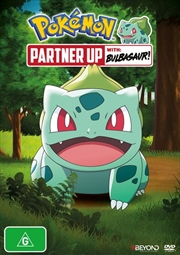 Pokemon - Partner Up With Bulbasaur! | DVD