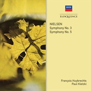 Nielsen Symphonies Nos 3 And 5 | CD