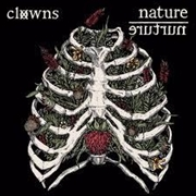 Nature/Nurture - Limited Edition Bottle Brush Clear Red Splatter Vinyl
