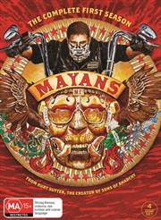 Mayans MC - Season 1  (SANITY EXCLUSIVE) (BONUS A2 POSTER)
