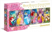 Clementoni Disney Puzzle Princess Panorama 1000 Pieces