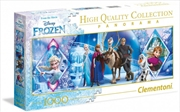 Clementoni Disney Puzzle Frozen Panorama 1000 Pieces | Merchandise