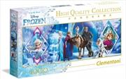 Clementoni Disney Puzzle Frozen Panorama 1000 Pieces | Merchandise