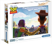 Clementoni Disney Puzzle Toy Story 1000 Pieces | Merchandise