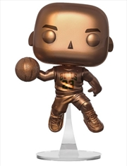 NBA - Michael Jordan Bronzed Pop! RS