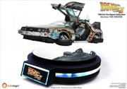 Back to the Future Magnetic Floating DeLorean Time Machine