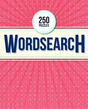 250 Puzzles Wordsearch | Paperback Book