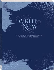 Write Now | Paperback Book