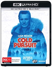 Cold Pursuit | Blu-ray + UHD + Digital Copy