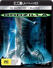 Godzilla | Blu-ray + UHD