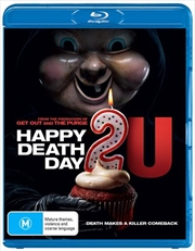Happy Death Day 2U | Blu-ray