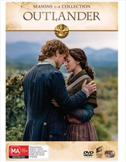 Outlander - Season 1-4 | Boxset | DVD